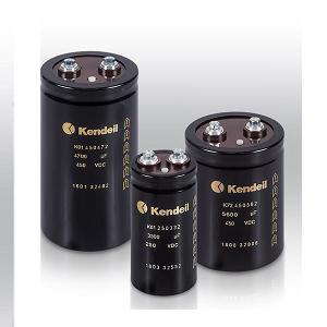 Kendeil - Condensadores Electrolíticos